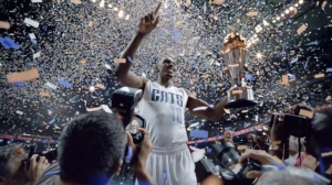 Totally unrealistic photoshopped image of the Bobcats winning the Finals