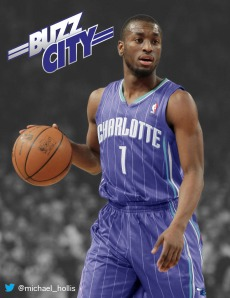 Purple Charlotte Hornets jersey concept