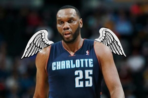 The man should be anointed a Bobcats saint